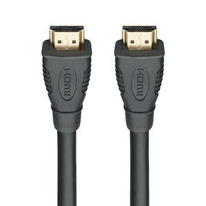 AKE HDMI 3 m, HDMI-Endgeräte-Anschlusskabel, 3 m (Stecker/Stecker), schwarz