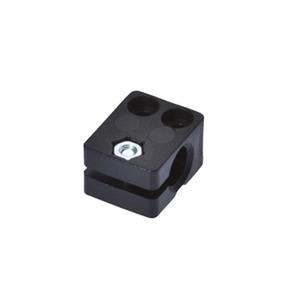 Zubehör Sensor, Kunststoff, für Sensor 8mm, für Wandmontage, Schraubbefestigung