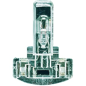 Glimmlampe, 230 V, 0,5 mA, für Schalter und Taster
