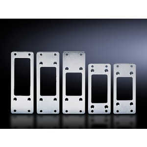 SZ 2402.000, Adapter für Steckverbinder-Ausbrüche, für Reduzierung von 16 auf 6 Pole, Preis per VPE, VPE = 5 Stück