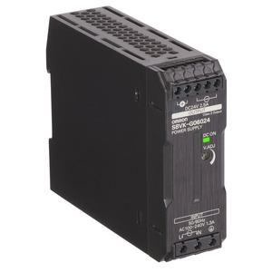 S8VK-G06024-400, Schaltnetzteil - PRO Linie, 60 W, 100 bis 240 VAC Eingang, 24 VDC, Power Boost,  vergossen