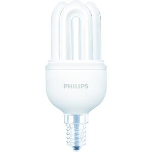 GENIE 8W WW E14 220-240V 1PF/6, Energiesparlampe GENIE 8YR 8W E14 827 warmton-weiss