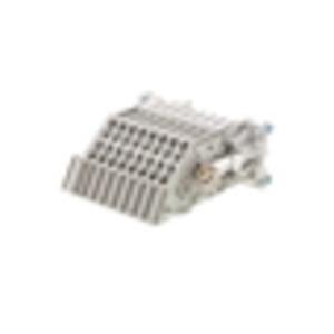 Rechtecksteckverbinder, Set (Industriesteckverbinder)