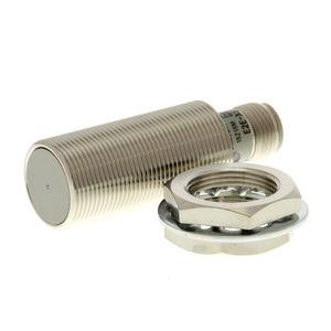 E2E-X5Y1-M1, Näherungsschalter, induktiv, M18, abgeschirmt, 5 mm, AC / Schließer, M12 Stecker