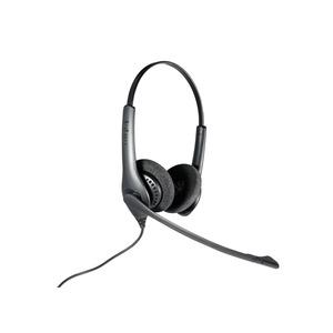 Headset 1500 Duo, schnurgebundenes Headset, mit QD (Quick Disconnect)-Stecker, Kopfbügel mit zwei Ohrmuscheln