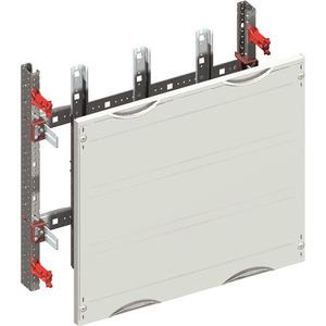 MBK114, Reihenklemmen-Modul 4RE / 1FB, vertikale Anordnung CombiLine-Modul, Bausatz