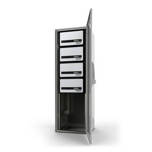 neeoSystem Typ 4 (SMA konfiguriert), 22 kWh BSS Schrank