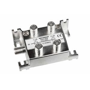 EAX 24/G Abzweiger 4fach 11/12 dB 5-1218, EAX 24/G Abzweiger 4fach 11/12 dB 5-1218