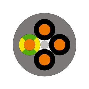 ÖLFLEX® CLASSIC 110 4G1,5