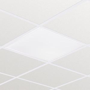 RC126B LED36S/840 PSU W62L62 NOC, LED Module, system flux 3600 lm - 840 Neutralweiß - elektronisches Betriebsgerät, schaltbar - Breite 0,62m, Länge 0,62m - Farbe: Weiß