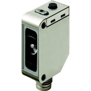 E3ZM-V86, Optischer Sensor, Markenleser, weiße LED, Metallgehäuse, IP69K, 12mm, 50µs, PNP-Ausgang, M8 Stecker