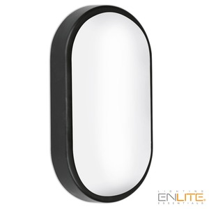 EN-BZ215BLK, Utilite™ 215 x 115mm Blende oval für EN-BH215