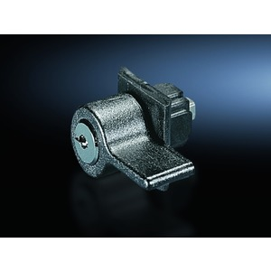 SZ 2576.000, Kunststoff-Handgriffe, mit Sicherheitszylinder-Einsatz, Nr. 3524 E, RAL 9011, B
