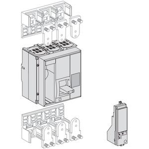 Compact NS800N, 4 P, 800A, max. Ausschaltverm. 50kA