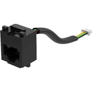 ZN1AC-4PRJ45H, Zennio Ethernet Kabel