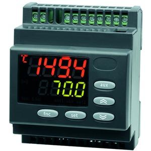 TDR 4120, Temperaturregler digital für Tragschienenmontage, -200..800C/F, AC95-240V
