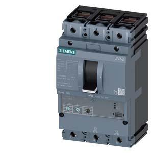 3VA2110-5MN36-0AC0, Leistungsschalter 3VA2 IEC Frame 160 Schaltvermögenklasse M Icu=55kA @ 415V 3.
