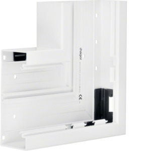 Flachwinkel Grundprofil PVC BR 70x170 rw