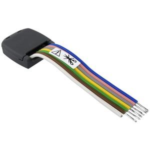 Einbausender Easywave 868 MHz 4-Kanal 10 Sekunden 4x Taster (Ein/Aus oder Impuls) 2x Schalter