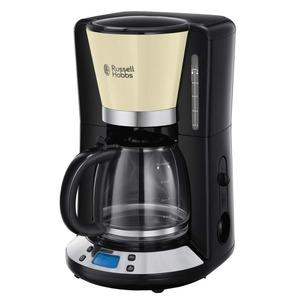 24033-56, Colours Plus Classic Cream Digitale Glas-Kaffeemaschine