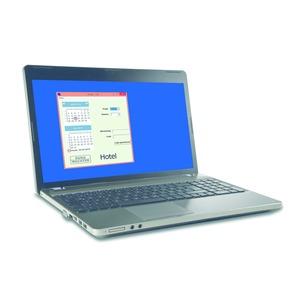 PC-Software zur Generierung zeitlich begrenzter Gastcodes