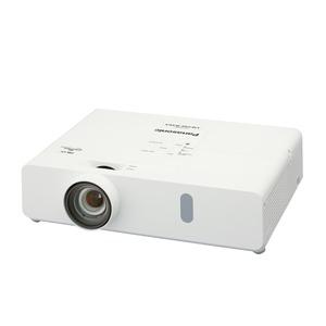 Daten-Video-Projektor, LCD-Technologie, Auflösung: WXGA (1280 x 800), Kontrast: 10000:1, Format: 16:10, Lichtleistung: 4000 ANSI-Lumen, Ratio: 1,2-1,9