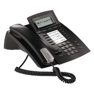 ST 22 schwarz, Systemtelefon für Anlagen mit S0- und UP0-Schnittstelle