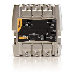 Mehrbereichsverstärker 3 Eingänge UKW/VHF/UHF