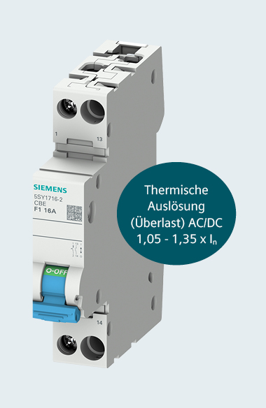 Siemens - Schalter 5SY1