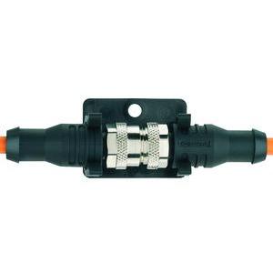 Befestigungs-Set M12 / Clip + Schrauben, Befestigungs-Set M12/ Clip + Schrauben, VPE=1 Packung mit 10 Stück