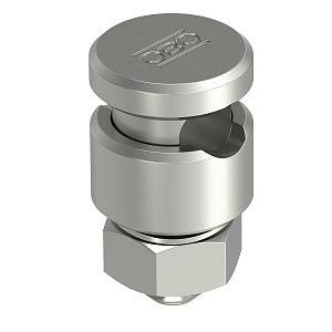 5001 N-VA, Verbindungsklemme für Rundleiter 8-10mm, V2A, 1.4301