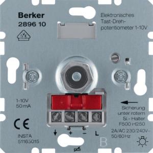 Elektronisches Tast-Drehpotentiom. 1-10V