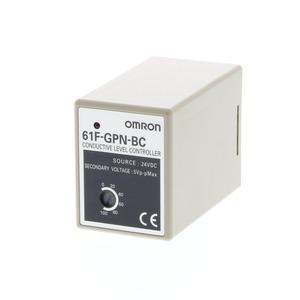 61F-GPN-BC 24VDC, Niveauregler, leitfähig, (11-poliger Sockelaufbau), Standard Anwedungen 24 VDC (Relais )