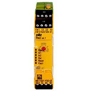 751104, PNOZ s4 C 24VDC 3 n/o 1 n/c
