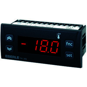 TA 300 - PTC, Temperaturanzeige digital Fronttafeleinbau AC 230 V, Bereich -55...+150C