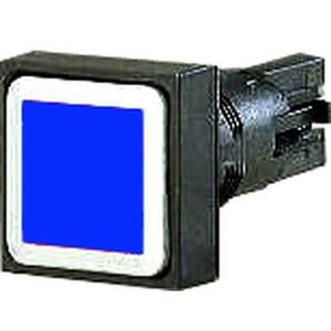 Q18D-BL, Drucktaste, blau, tastend