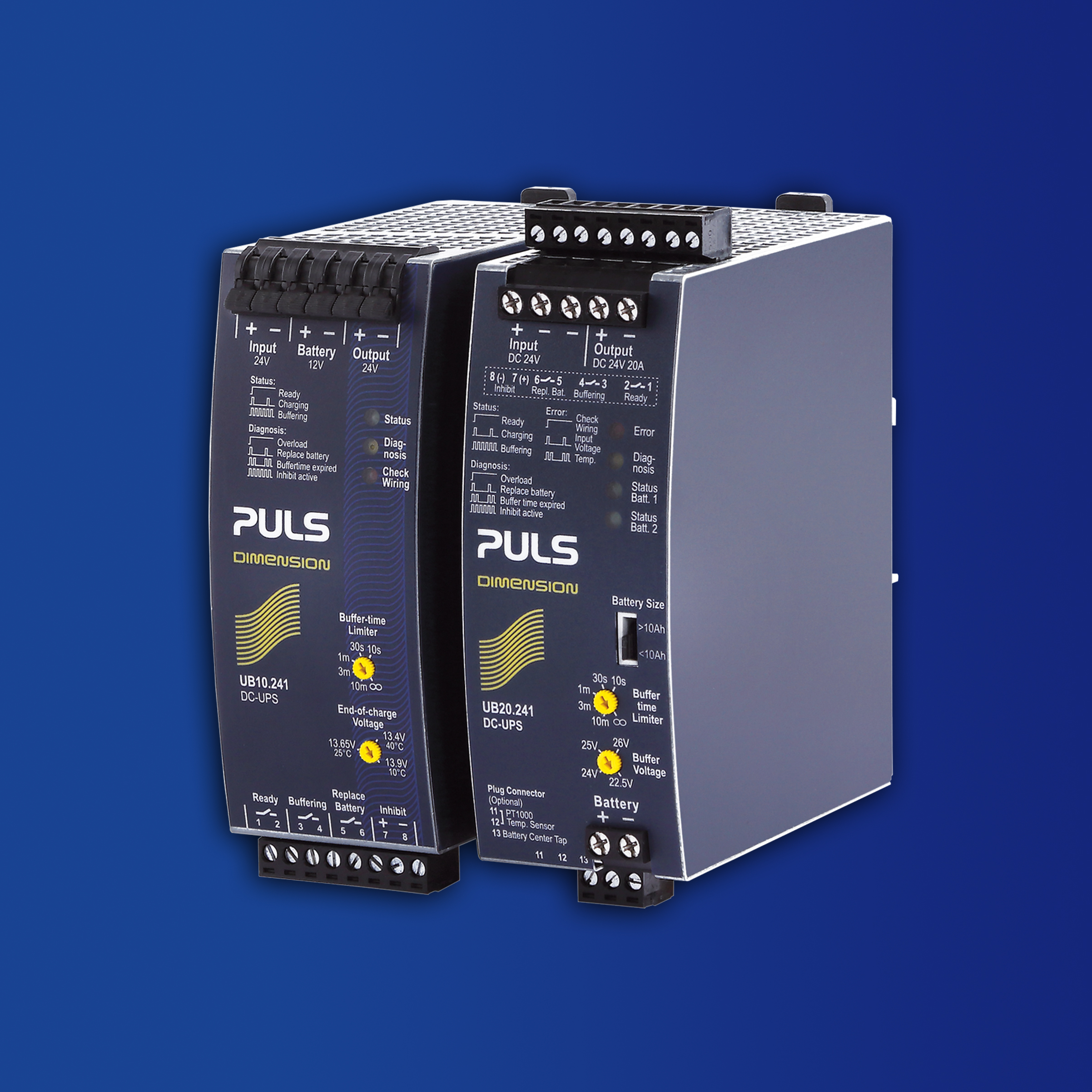 Puls Power - DC-USV & Puffermodule