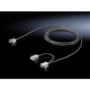 SK 3124.100, Master Slave Kabel für Bus-System Rittal TopTherm Geräte m. Comfortregel.