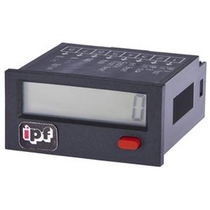 zähler imp,up/down 48x24x53,5/LCD 4-30VDC:12kHz/Kontakt,NPN:30Hz,8st,Kl