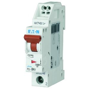 PLI-B4/1, Leitungsschutzschalter, 4A, 1p, B-Char