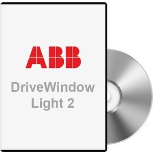 DRIVEWINDOW LIGHT, Software inkl. Verbindungskabel für ACS3xx und ACS550 Inbetriebnahme