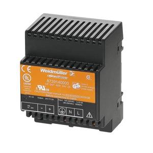 CP SNT 48W 24V 2A, Gleichstromversorgung, Stromversorgung, Schaltnetzgerät, 48 W