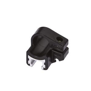 Zubehör Magnetisch, Schelle, 18x19x19mm, Spannweit e 8,3-9,4mm, Durchmesser 8mm, Kunststoff, für S...