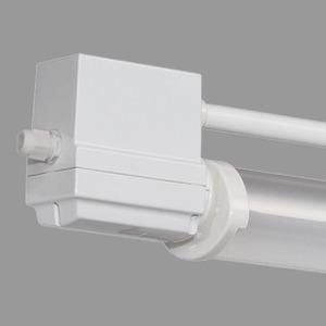 Kunststoffleuchte BEBRA 1x58 W/230 V, VVG, D26, IP68, Kunststoff, weiß, 530620