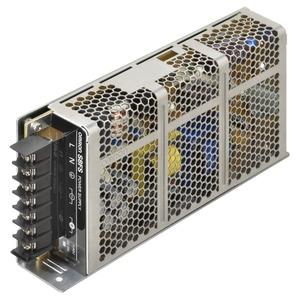 S8FS-C15012J, Schaltnetzteil - LITE Linie, 150 W, 200 bis 240 VAC Eingang, 12 VDC 12,5A Ausgang, Klemmenblock frontal