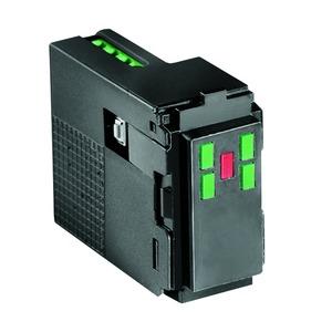 DK 500M-P, Leseeinheit schwarz, mit 5 Anzeige-LEDs