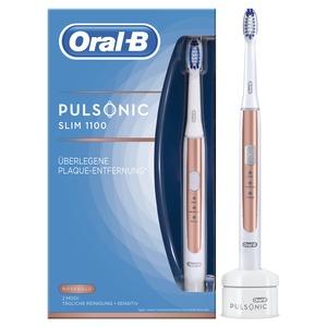Pulsonic Slim 1100 Rosegold, Oral-B Pulsonic Slim 1100 Rosegold, silber