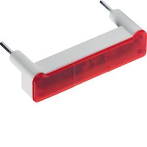 LED Leuchte Bauform I rot, 12-28 V~