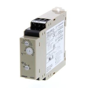 H3DK-S1 24-240VAC/DC, 4 Zeitfunktionen, 0,1s..1200h, 1 W, 5 A, 24 bis 240 VAC/VDC