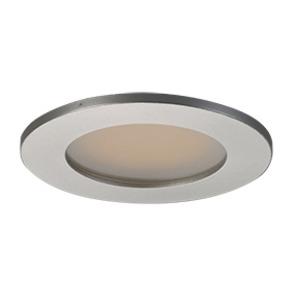 LED-Einbaul. 12V DC, 3,5W, 5500K, titan